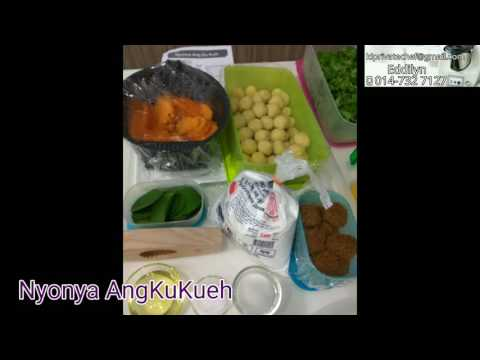 20160924 Thai Nyonya Thermomix Cooking Class