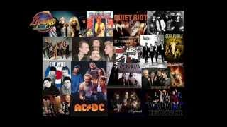 ROCK EN INGLES DE LOS 80S