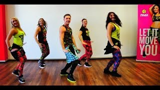 ZUMBA FITNESS - BEYONCE - END OF TIME (MERENGUE REMIX)