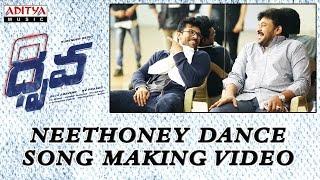 Neethoney Dance Song Making Video    Dhruva Movie    Ram Charan Tej, Rakul Preet    HipHopTamizha