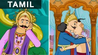 Lost History - Tales of Tenali Raman In Tamil - Animated/Cartoon Stories For Kids
