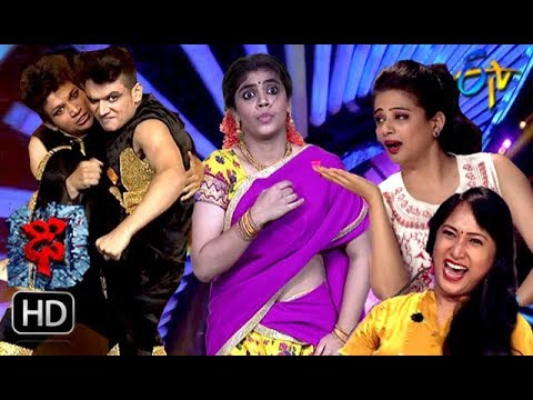 Xxx Mp4 Dhee 10 6th June 2018 Full Episode ETV Telugu 3gp Sex