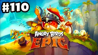 Angry Birds Epic - Gameplay Walkthrough Part 110 - Max Level 60 and Caves Cleared! (iOS, Android)