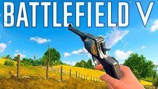 The Revolver is INSANE Battlefield 5