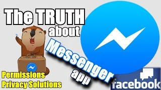 The Truth About Facebook Messenger & How To FIX THE PROBLEM! / Prevent APP Permission Abuse!