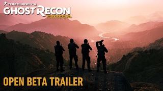 Tom Clancy's Ghost Recon Wildlands Trailer: Open Beta kommt am 23.02.17 | Ubisoft [DE]