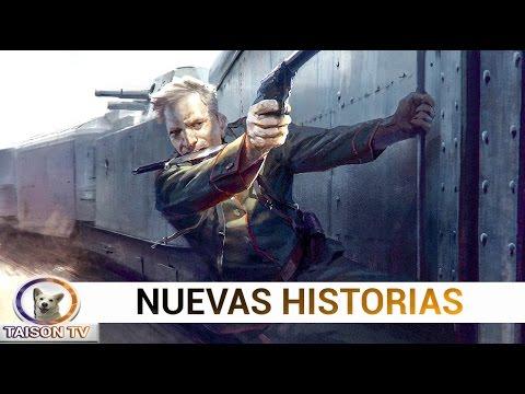 Battlefield 1 Nuevas Historias de Guerra
