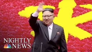 North Korean Official Delivers Fresh Warnings For New U.S. Admin. (Exclusive) | NBC Nightly News