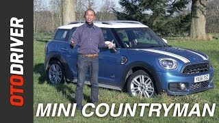 MINI Countryman 2017 First Drive Review Indonesia | OtoDriver