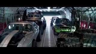 Бързи и яростни 7 / Furious 7 (2015) - трейлър със субтитри.