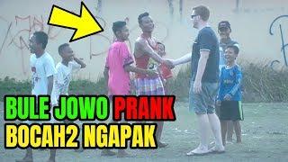 Download PRANK BULE NGOMONG JOWO DI NGAPAKLAND!