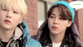 SUGA & JIMIN CUTE FUNNY MOMENTS