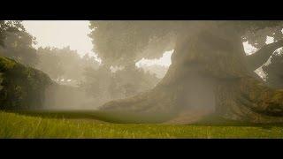 Zelda Ocarina Kokiri Forest - UE4 Playable Demo Teaser [DOWNLOAD LINK]
