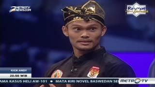 Hendi dan Yola, Atlet Pencak Silat, Juara Dunia Dari Indonesia