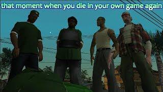 GTA San Andreas - The Death of Carl Johnson [vol 2]