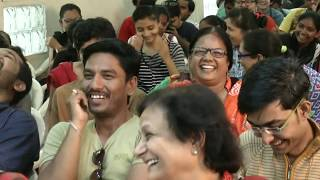 sanjay raval seminar- motivational speech at blind people's association ahmedabad  part 2