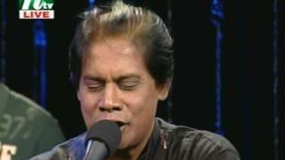 Rojoni Hoish Na Oboshan - Bari Siddique (Live Version)