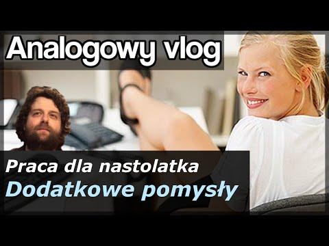 watch Analogowy Vlog #159  - Praca dla nastolatka -  Dodatkowe pomysły
