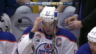 McDavid shows off his wheels, beats Josi & Rinne