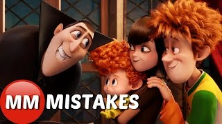 9 HOTEL TRANSYLVANIA 2 Movie Mistakes You Totally Missed | HOTEL TRANSYLVANIA 2 Goofs