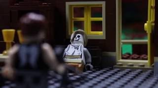 Walking Dead Daryl Dixon in LEGO