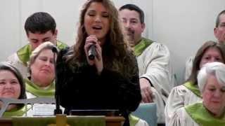 DeAnna Johnson covering Hallelujah