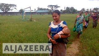 Myanmar army 'fires on fleeing Rohingya' amid Rakhine clashes