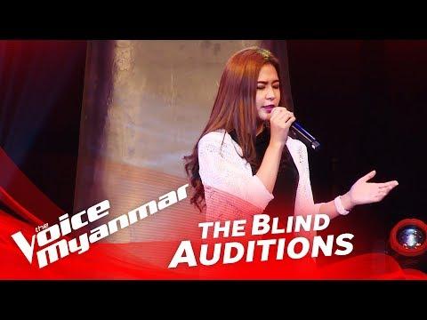 Xxx Mp4 Julia Htay သီခ်င္းလက္ေဆာင္ Blind Audition The Voice Myanmar 2018 3gp Sex