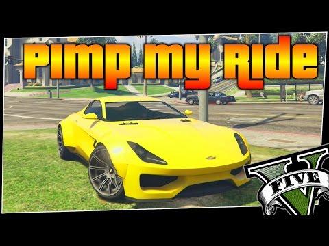 GTA 5 - Pimp My Ride #203 | Dewbauchee Specter Custom | Car Customization