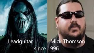 Slipknot unmasked 2016 (Official unmasked)