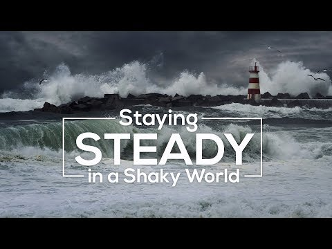 Xxx Mp4 Staying Steady In A Shaky World Pastor Ron Tucker 3gp Sex