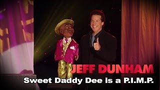 """Sweet Daddy Dee is a P.I.M.P: Playa in a Management Profession"" 