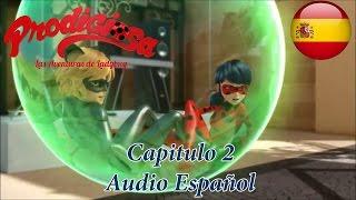 Capitulo 2-Prodigiosa- Las Aventuras de Ladybug-Tormentosa-Audio Español