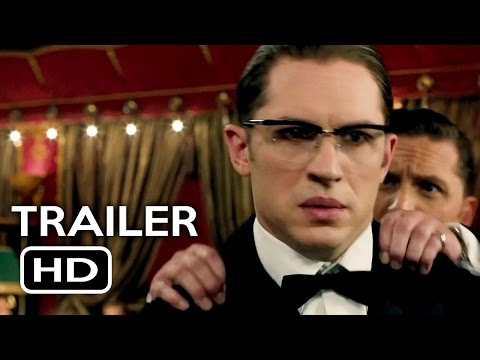 Xxx Mp4 Legend Official Trailer 1 2015 Tom Hardy Emily Browning Crime Thriller Movie HD 3gp Sex