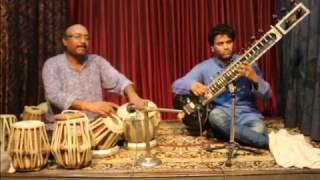 Sitar,Rajasthani Folk, Kishan Kathak.