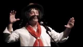 Gaudêncio (Mito) - Cris pereira show