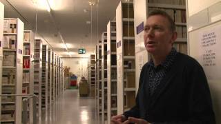 A Visit to the British Library Sound Archive