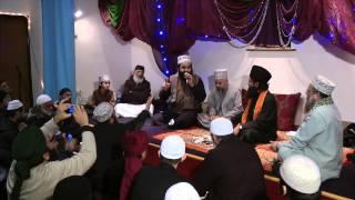 Mehfil-e-Naat at IEC Bolton Jan 2014 Khalid Hasnain Khalid