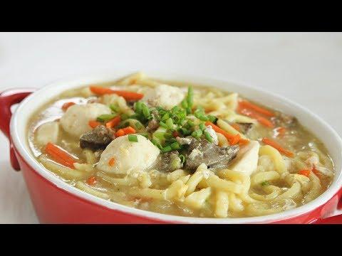Pancit Lomi Recipe | Yummy Ph