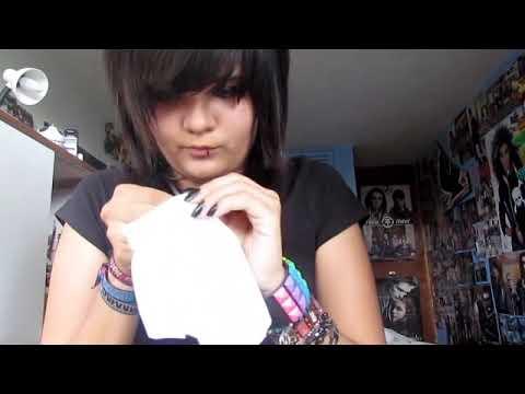 Cómo hacer guantes D