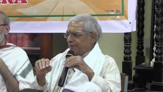 Chirravuri Sri Rama Sharma's talk on Jiva as per Purva Mimamsa