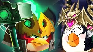 Angry Birds Epic RPG - HALLOWEEN EVENT - Matilda's Elite Witch Incoming!
