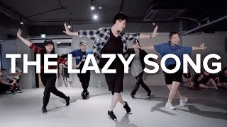 The Lazy Song  Bruno Mars  Beginners Class