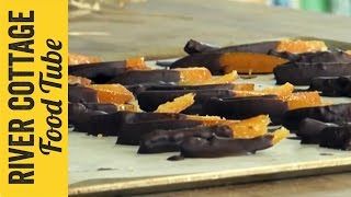 Candied Orange With Chocolate | Pam