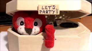 LET'S PARTY !!! - THE ORIGINAL - LIMITED EDITION - USELESS BOX