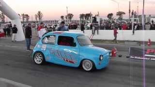 Tiradas de Javi Leal, El Pajaro, Fiat 600, Picadas Cabalen 25-05-2013