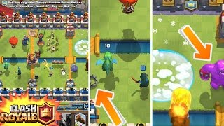 CLAN WAR IN CLASH ROYALE? - NEUE TRUPPE & FALLE?