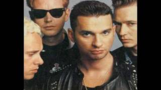 Depeche Mode- Its No good (high quality) +lyrics