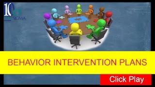 Behavior Intervention Plan or BIP Special Education Episode 64 of Transition Tuesday