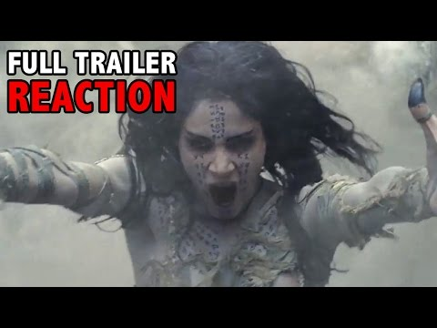 Xxx Mp4 THE MUMMY 2017 Full Trailer Reaction Review 3gp Sex